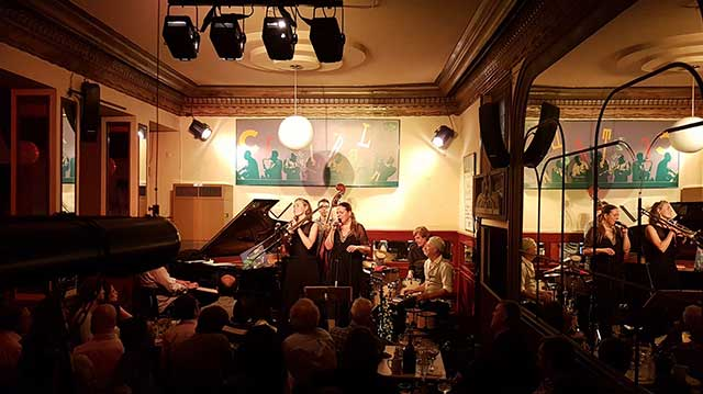 Cafe-central club de jazz en madrid