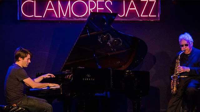 Sala de jazz Clamores en madrid