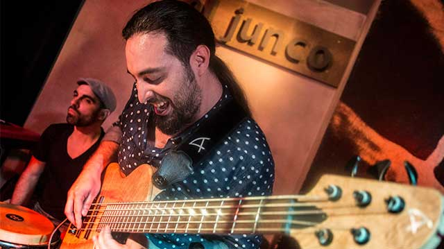 El junco club de jazz en madrid